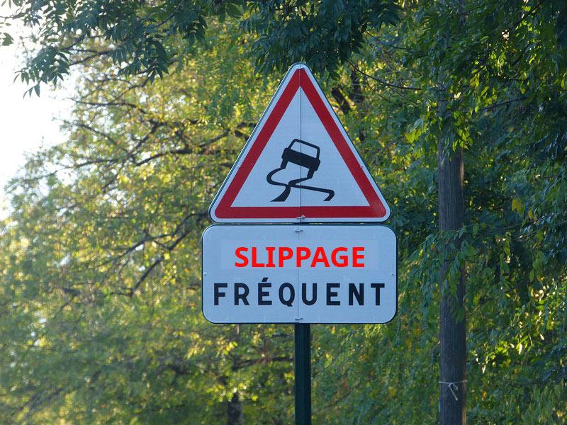 slippage-glisse